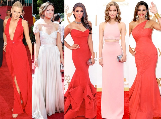 Emmys, All-Time Best-Dressed