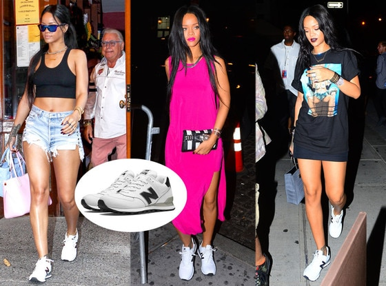Rihanna, New Balance