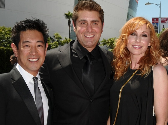 Grant Imahara, Tory Belleci, Kari Byron