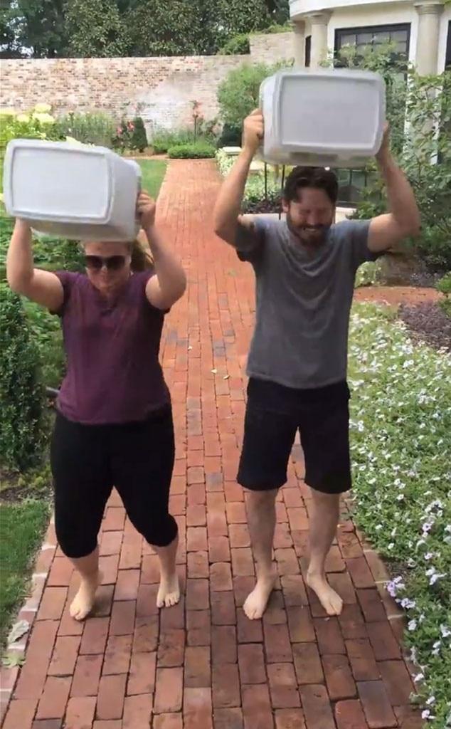 Kelly Clarkson, Ice Bucket Challenge