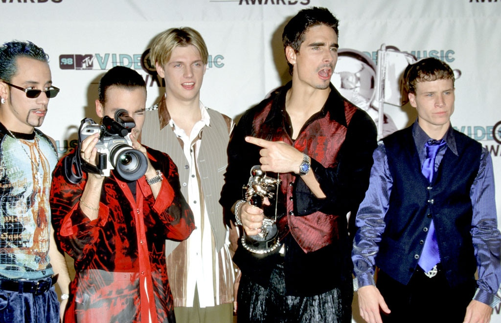 Backstreet Boys, MTV VMAs 1998