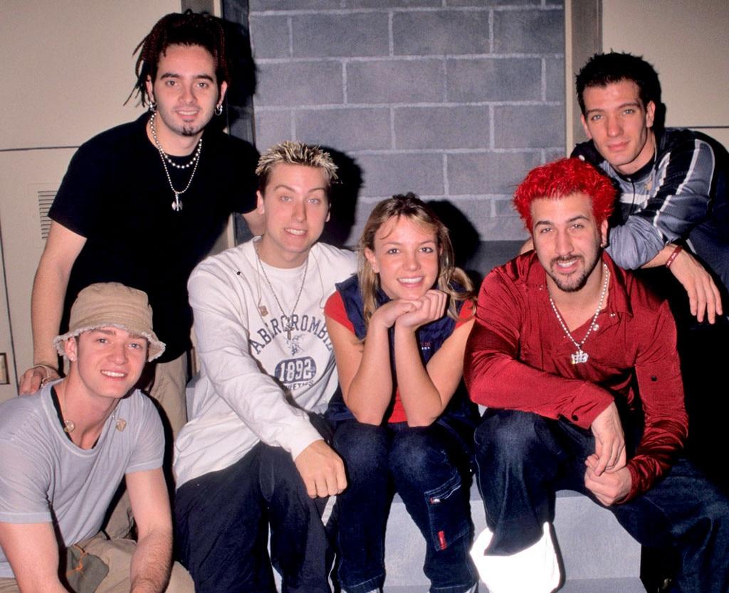 Britney Spears, NSYNC, MTV VMA's 1999