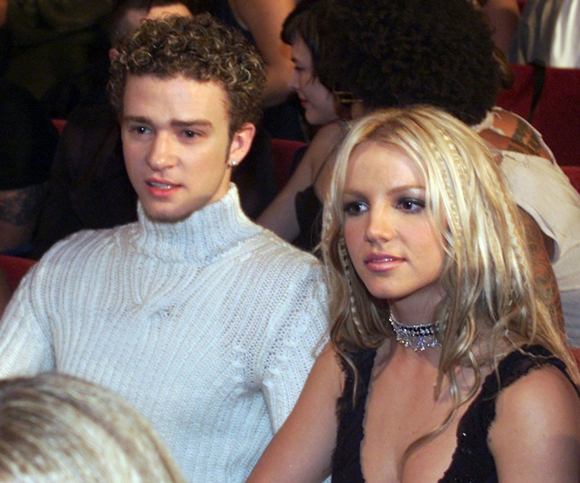 Britney Spears, Justin Timberlake, MTV VMA's 2000