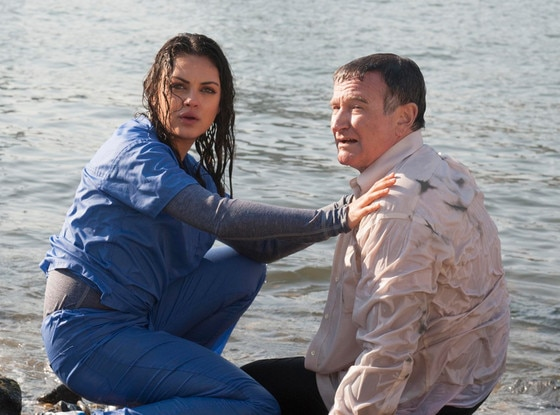 The Angriest Man In Brooklyn, Mila Kunis, Robin Williams