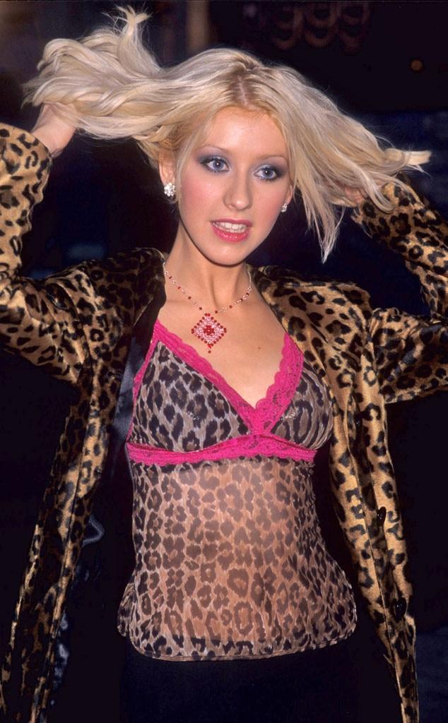Christina Aguilera, MTV VMA's 1999