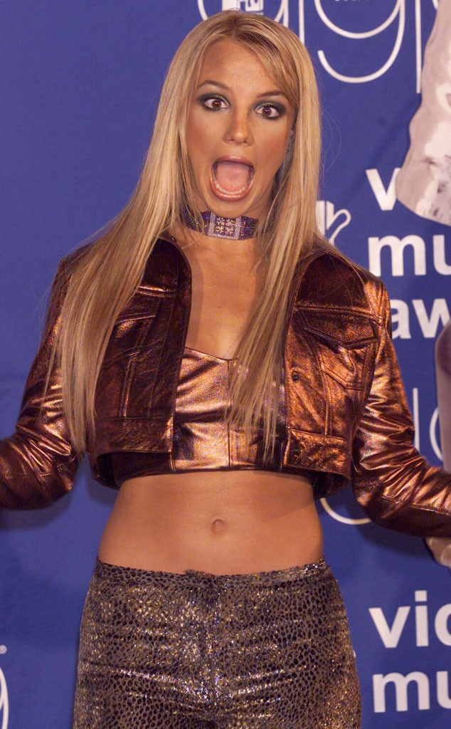 Britney Spears, MTV VMAs 1999