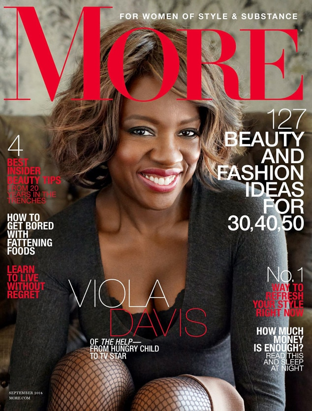 Viola Davis, More From September 2014 Magazine Covers