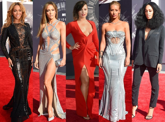 Best Dressed, MTV VMA's 2014