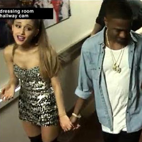 Ariana Grande, Big Sean, MTV VMA's