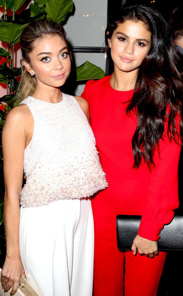 Sarah Hyland, Selena Gomez