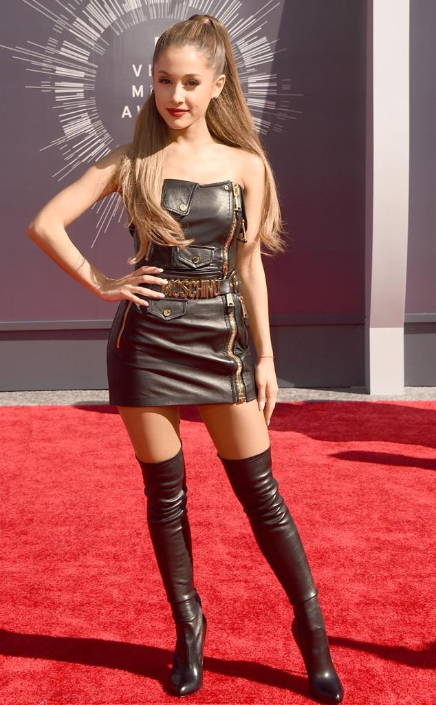 Ariana Grande, MTV VMA's 2014