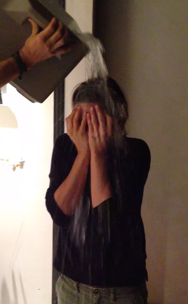 Jennifer Aniston, Ice Bucket Challenge