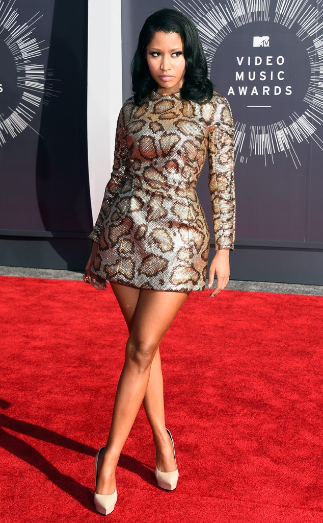 Nicki Minaj, MTV VMA's 2014