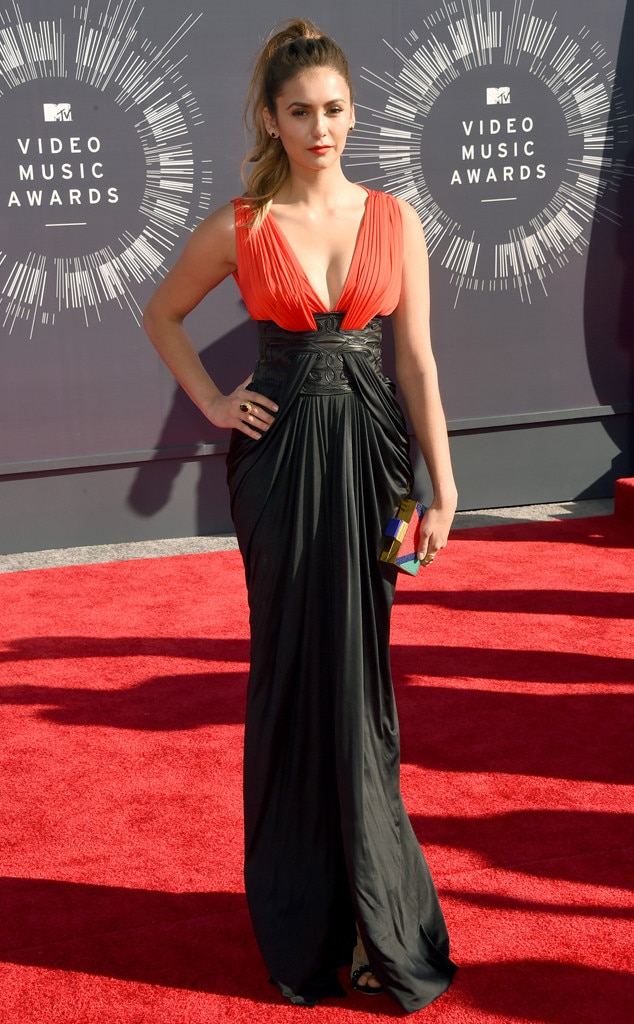 Nina Dobrev, MTV VMA's 2014