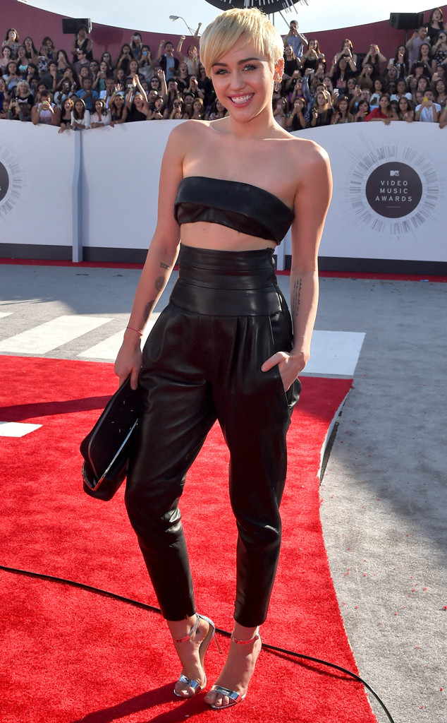Miley Cyrus, MTV VMA's 2014