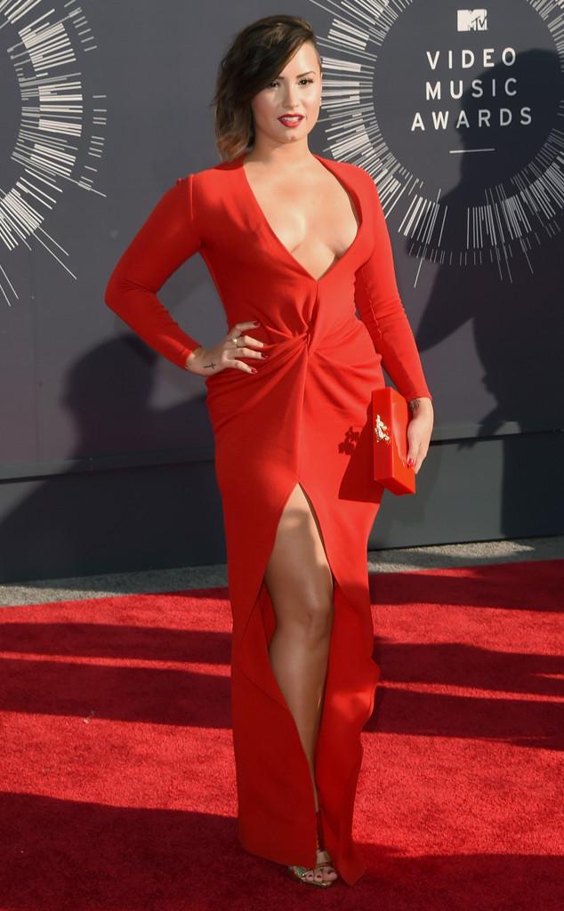 Demi Lovato, MTV VMA's 2014