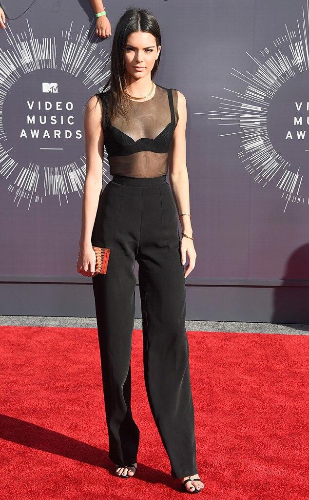 Kendall Jenner, MTV VMA's 2014