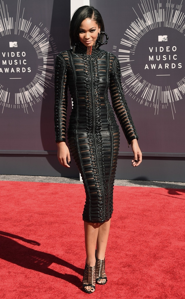 Chanel Iman, MTV VMA's 2014