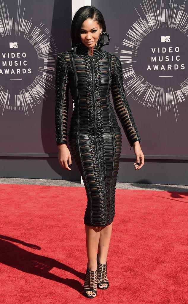 Chanel Iman, MTV VMA's 2014