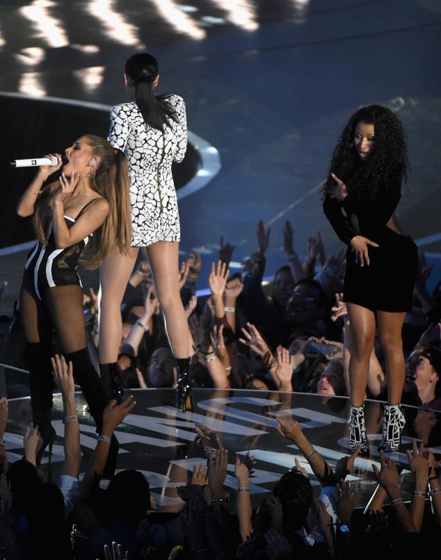 Nick Minaj, MTV VMA's 2014