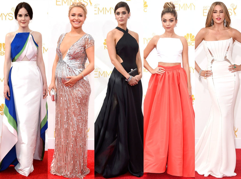 Bset Dressed Emmy Awards 2014