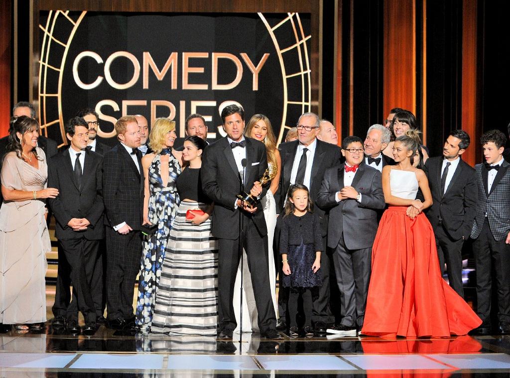 Steven Levitan, Modern Family, Emmy Awards 2014 Show