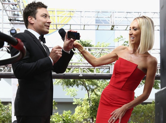 Jimmy Fallon, Giuliana Rancic