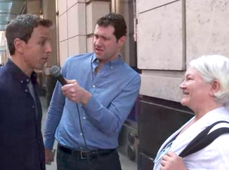 Seth meyers, Billy Eichner