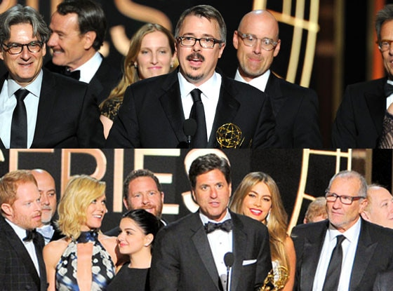 Modern Family, Breaking Bad, Emmy Awards 2014 Show
