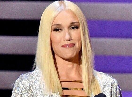 Gwen Stefani, Adam Levine, Emmy Awards 2014 Show
