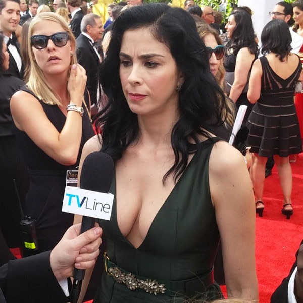 Sarah Silverman, Instagram, Emmy Awards, Marc Malkin