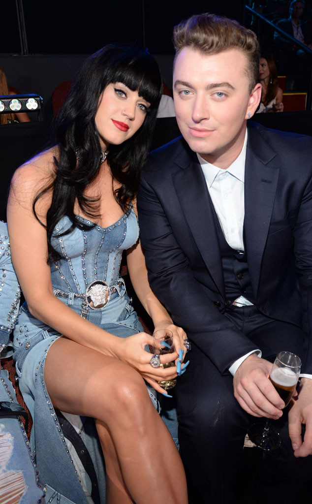 Katy Perry, Sam Smith