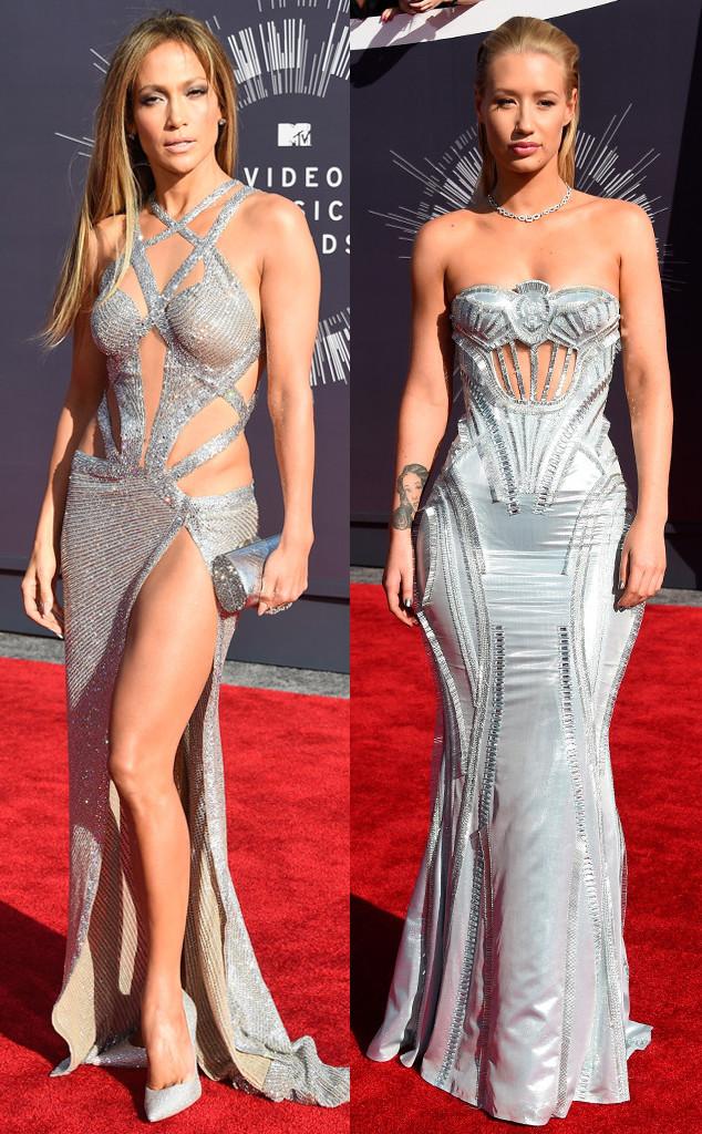 Jennifer Lopez, Iggy Azalea, MTV VMA's 2014