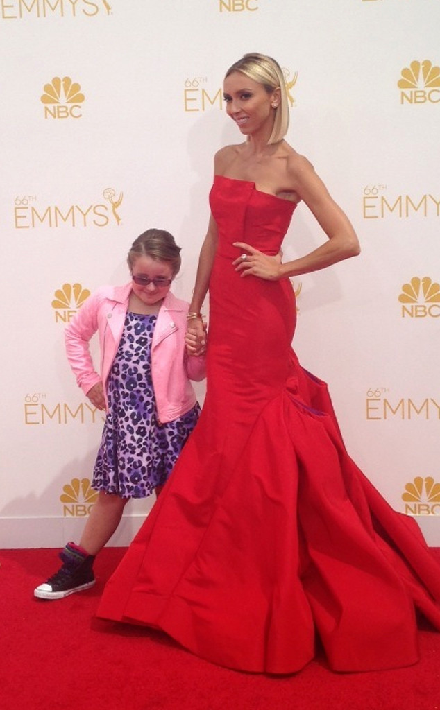 Giuliana Rancic, Emmys