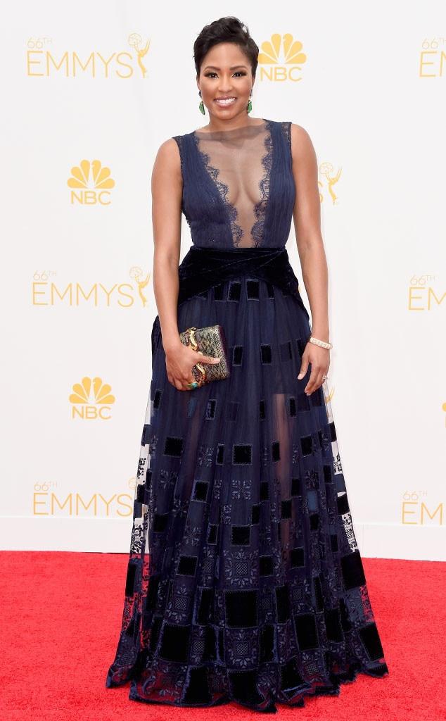 Alicia Quarles, 2014 Emmy Awards