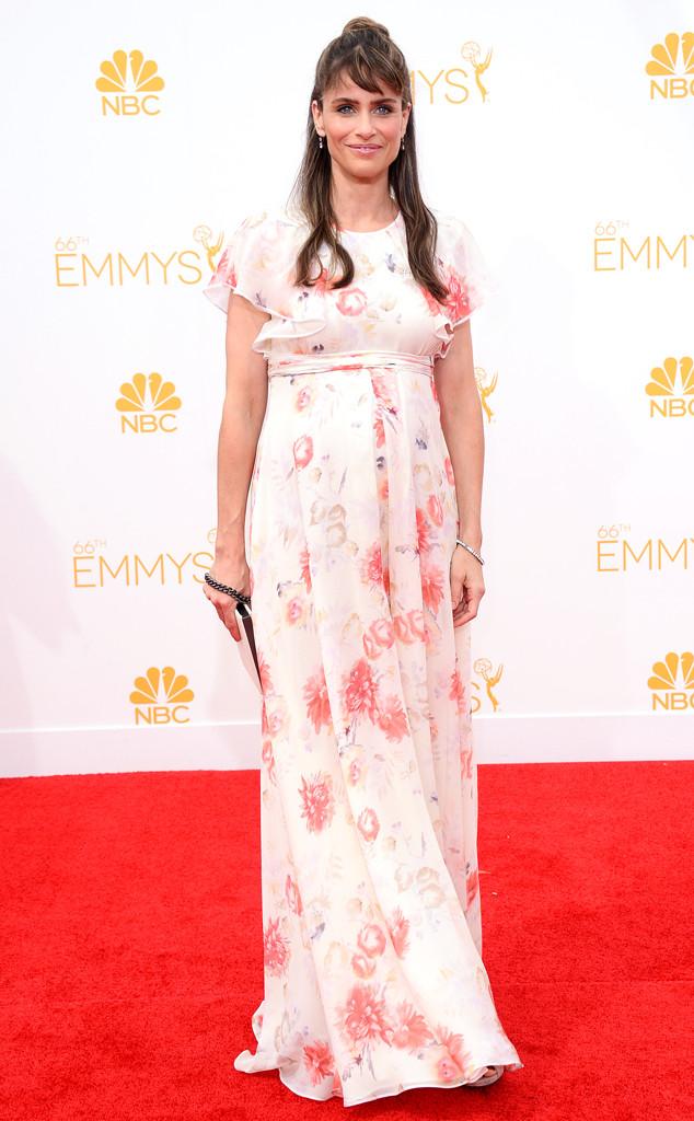 Amanda Peet, Emmy Awards 2014