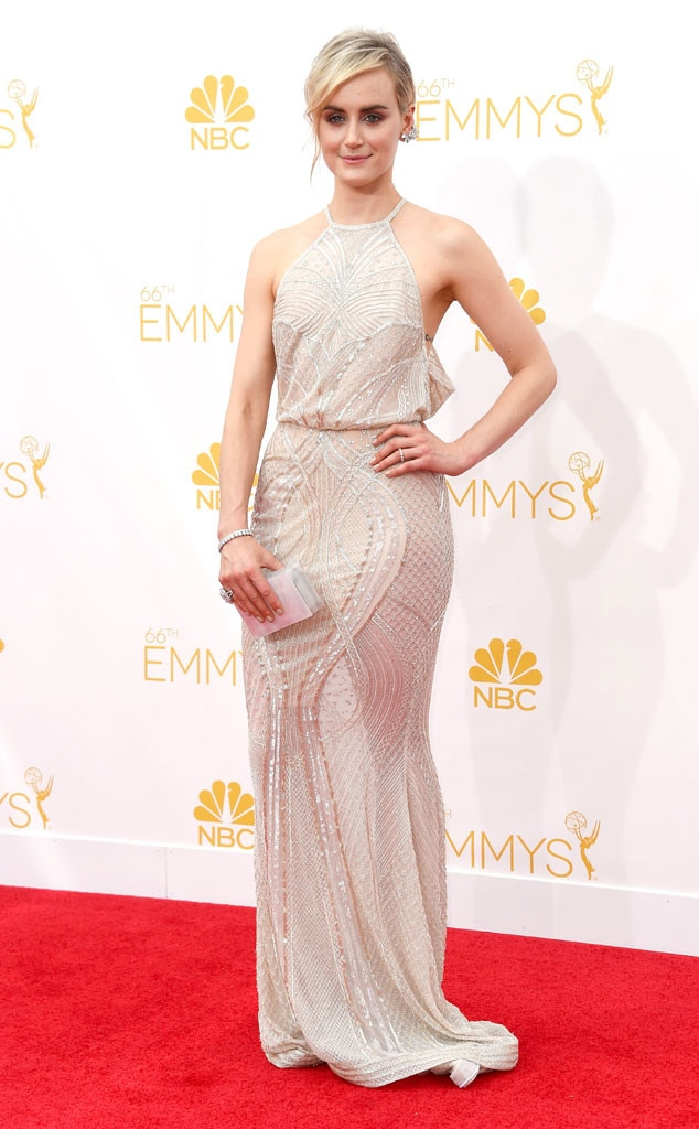 Taylor Schilling, Emmy Awards 2014