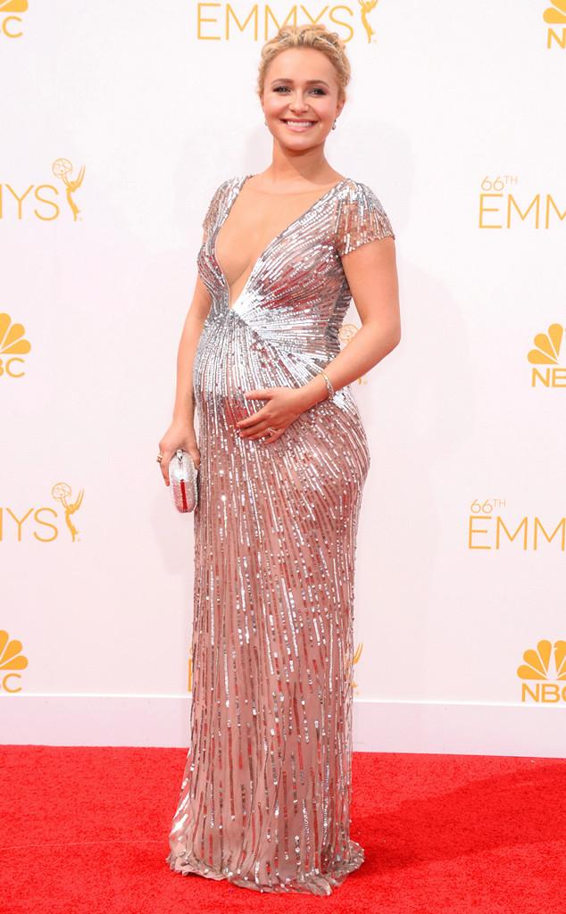 Hayden Panettiere, Emmy Awards 2014