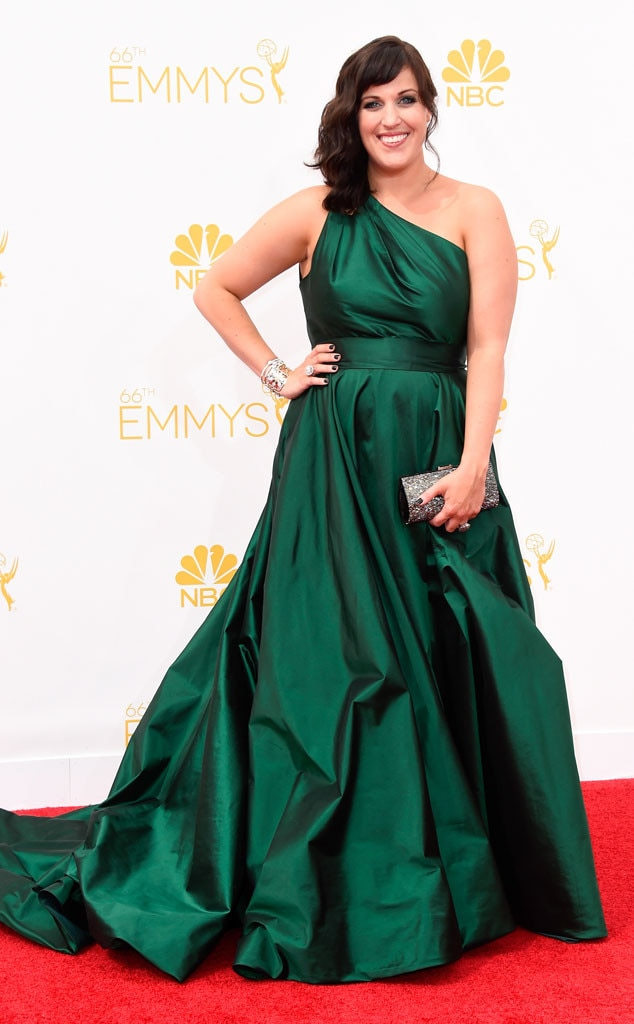 Allison Tolman, Emmy Awards 2014