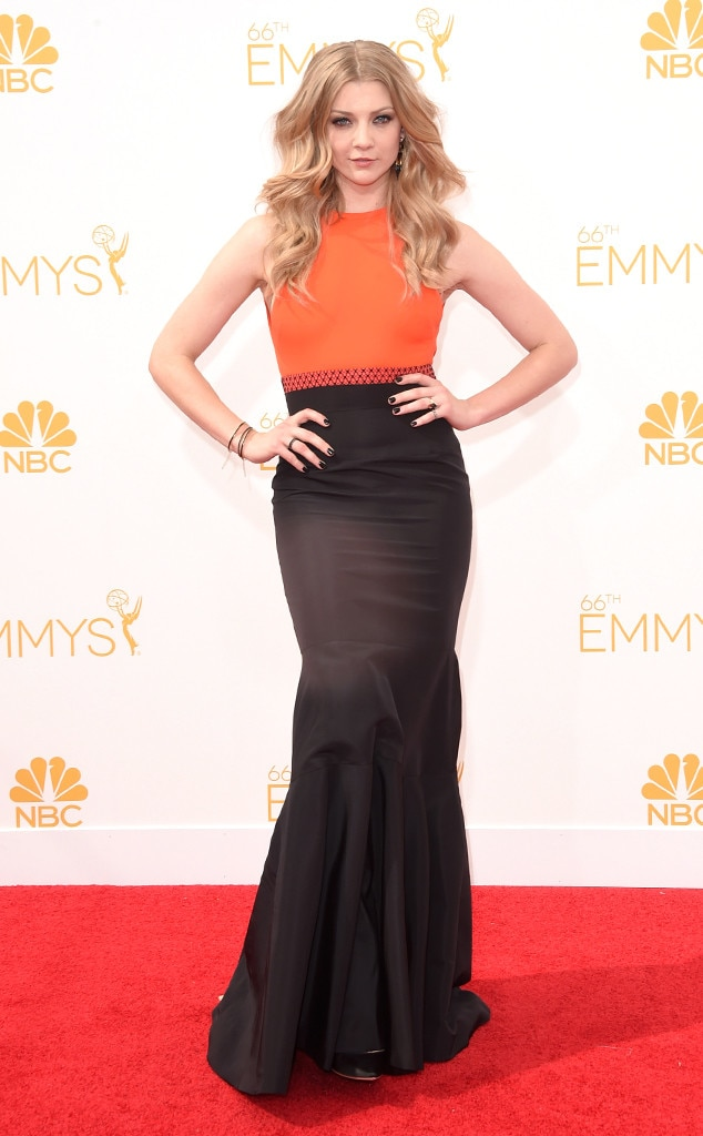 Natalie Dormer, Emmy Awards 2014