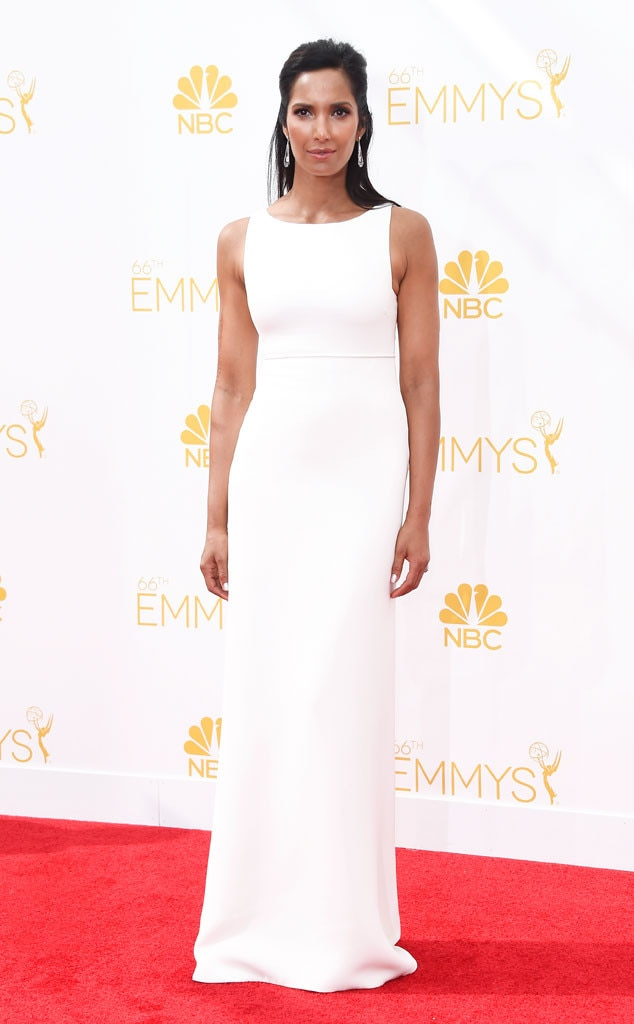 Padma Lakshmi, Emmy Awards 2014