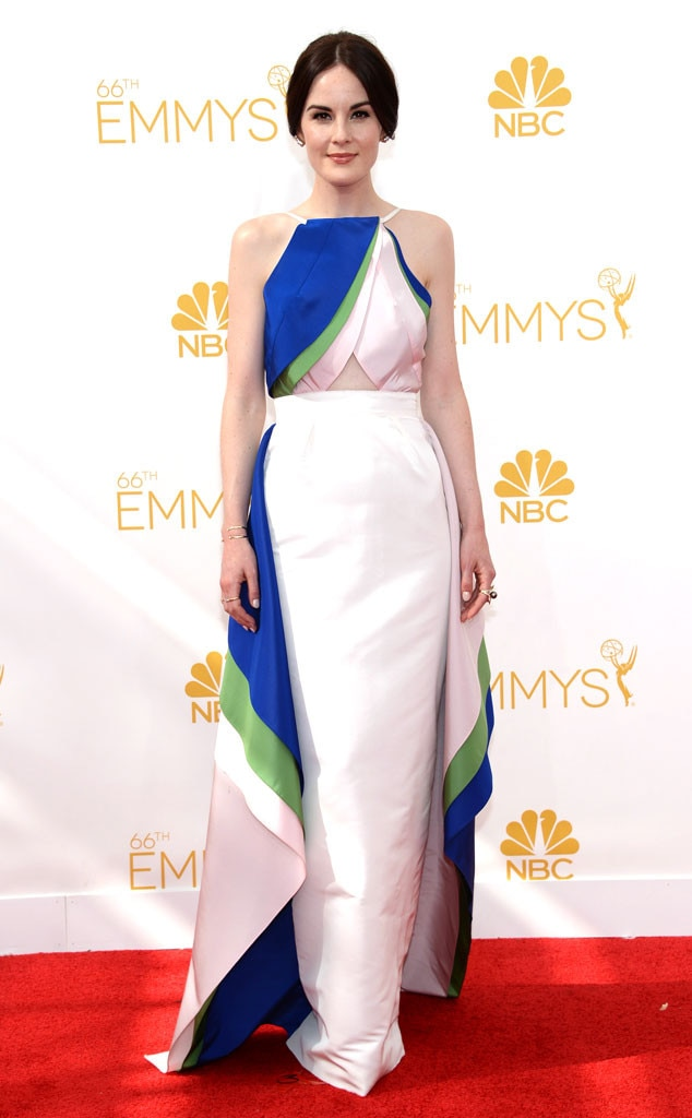 Michelle Dockery, Emmy Awards 2014