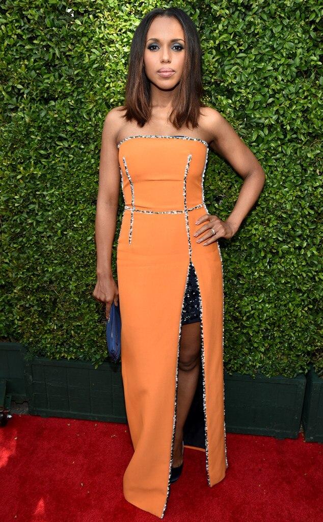 Kerry Washington, Emmy Awards 2014