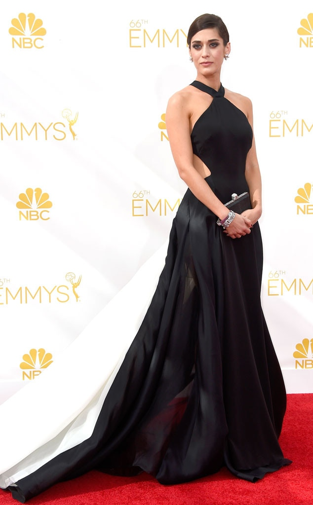 Lizzy Caplan, Emmy Awards 2014