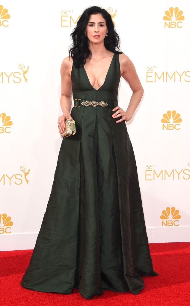 Sarah Silverman, Emmy Awards 2014