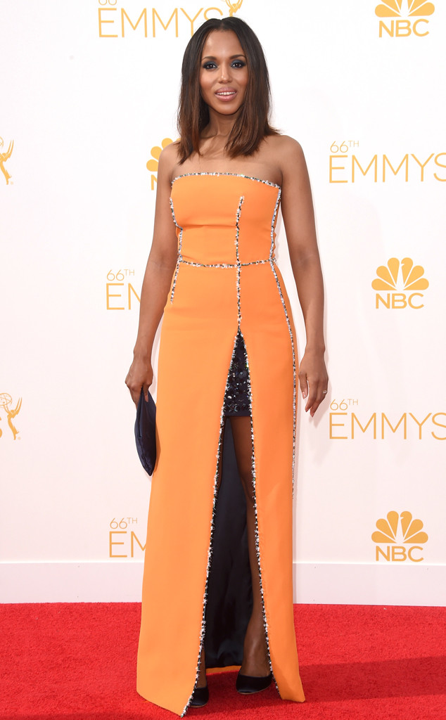 Kerry Washington, Emmy Awards 2014