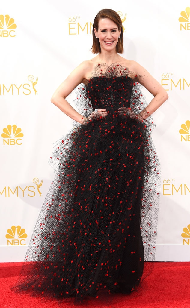 Sarah Paulson, Emmy Awards 2014