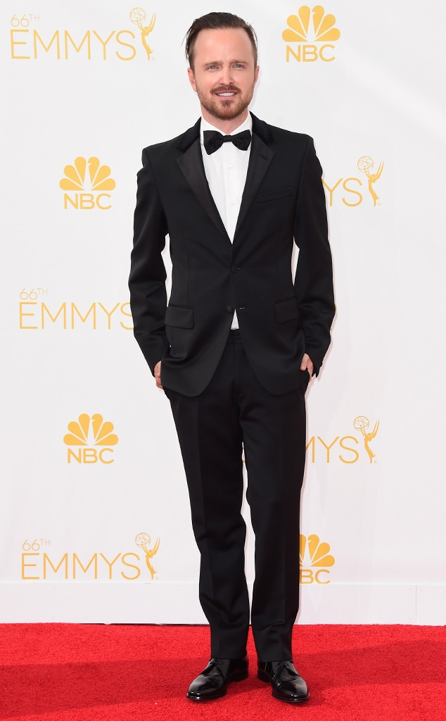 Aaron Paul, Emmy Awards 2014