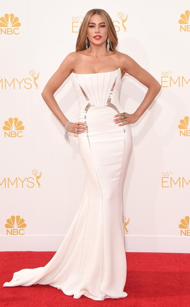 Sofia Vergara, Emmy Awards 2014
