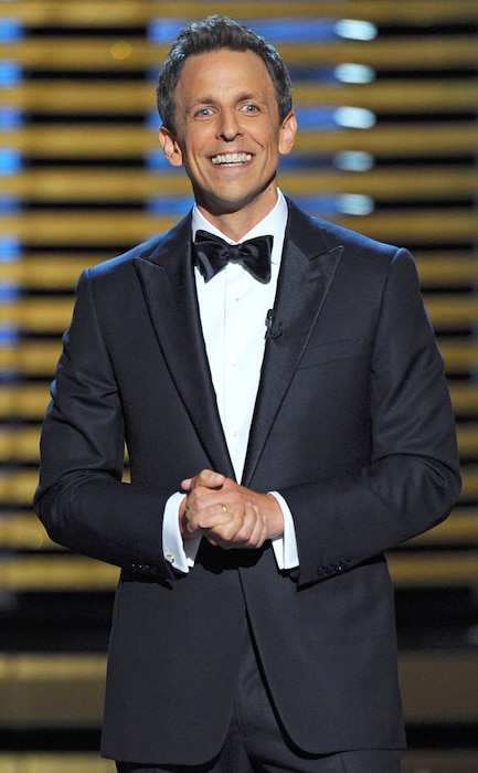 Seth Meyers, Emmy Awards